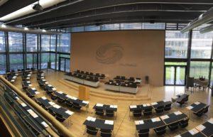 Sitzungssaal Kreistag Offenbach